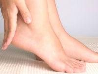 Боль в пятке ноги