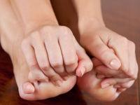 Ломота в пальцах ног