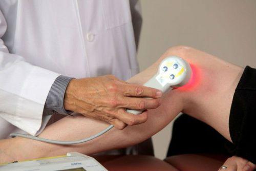 Физиопроцедуры для колена
