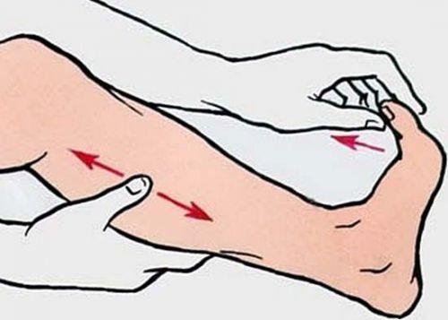 Сводит мышцы икры ног причина лечение thumbnail