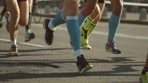 Спортивный забег