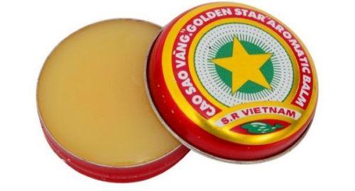 Бальзам Золотая звезда