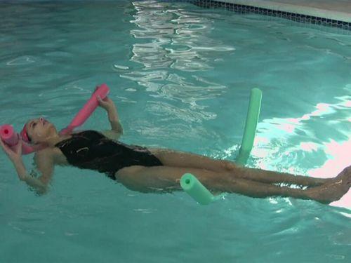 Гимнастика на воде
