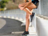 Боль в колене после бега