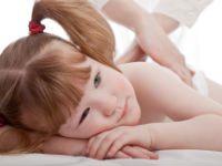 Массаж для спины ребенку