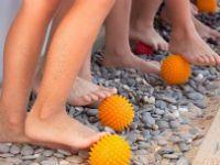 Массаж для ног при плоскостопии
