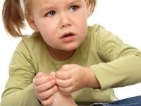 Боль в суставах ног у ребенка